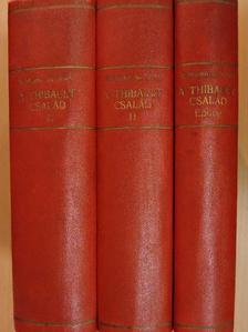 Roger Martin du Gard - A Thibault család I-III. [antikvár]