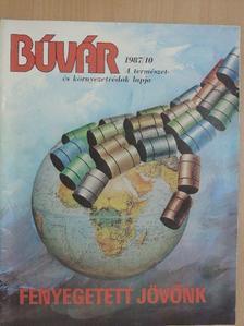 Balogh Mária - Búvár 1987. október [antikvár]