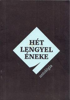 Konrad Sutarski - Hét lengyel éneke [antikvár]