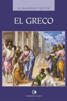 El Greco [eKönyv: epub, mobi]