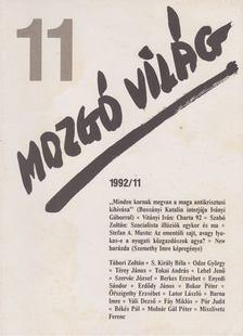 P. Szűcs Julianna - Mozgó Világ 1992/11 [antikvár]