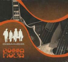 BOSSANOVA CD MANDOLINMAN