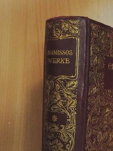 Adalbert von Chamisso - Chamissos Werke I-III. (gótbetűs) [antikvár]