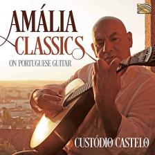 AMALIA RODRIGUES - AMÁLIA CLASSICS CD CUSTÓDION CASTELO