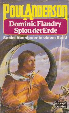 Poul Anderson - Dominic Flandry, Spion der Erde - sechs Abenteuer in einem Band [antikvár]