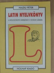 Fehér Bence - Latin nyelvkönyv [antikvár]