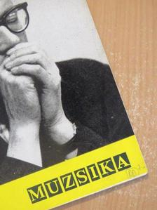 Dienes Gedeon - Muzsika 1966. február [antikvár]