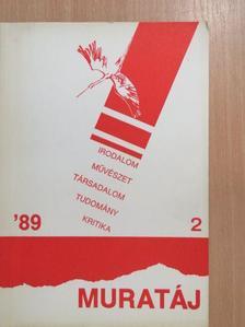 Csuka Judit - Muratáj 1989/2. [antikvár]
