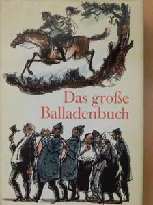 Eduard Mörike - Das große Balladenbuch [antikvár]
