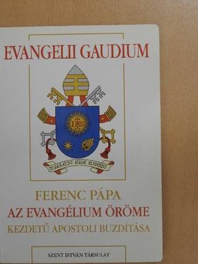 Ferenc pápa - Evangelii Gaudium [antikvár]