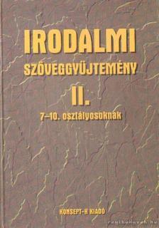 Hámor Jánosné (összeáll.), Tölgyszéky Papp Gyuláné - Irodalmi szöveggyűjtemény II. [antikvár]