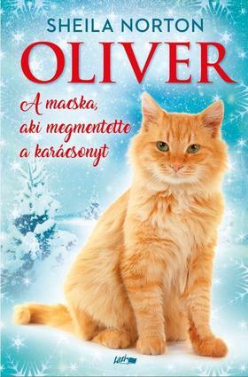 Oliver, a macska, aki megmentette a karácsonyt