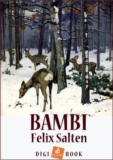 Felix Salten - Bambi [eKönyv: epub, mobi]