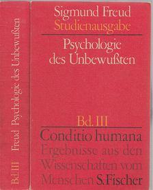 Sigmund Freud - Psychologie des Unbewußten [antikvár]