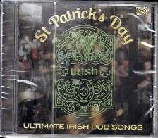ST PATRICK'S DAY CD ULTIMATE IRISH PUB SONGS