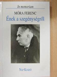 Grezsa Ferenc - Ének a szegénységről [antikvár]
