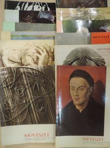 D. Fehér Zsuzsa - Művészet 1963. január-december [antikvár]
