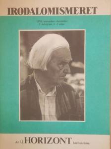 Bókay László - Irodalomismeret 1990/1-2. [antikvár]