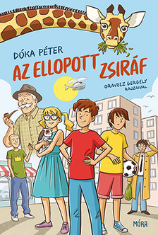 Dóka Péter - Az ellopott zsiráf