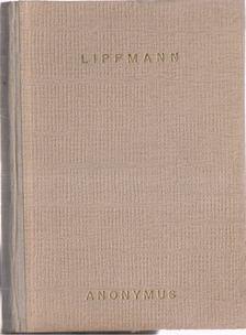 Lippman, Walter - Amerika válaszuton [antikvár]