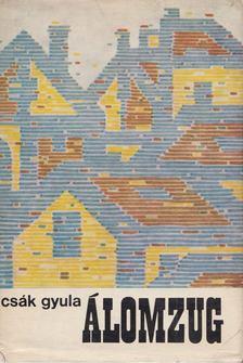 Csák Gyula - Álomzug [antikvár]