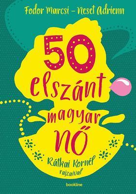 Fodor Marcsi - Neset Adrienn - 50 elszánt magyar nő - ÜKH 2018