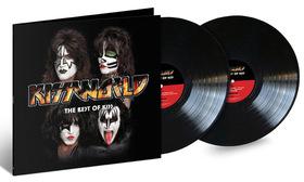 KISS - KISSWORLD LP THE BEST OF KISS