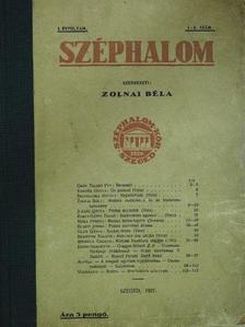 Bálint Sándor - Széphalom 1927. január-december [antikvár]