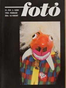 Bán Gabriella - Fotó 1984. február [antikvár]