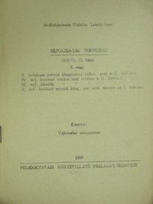László Imre - Népgazdaság tervezése III. [antikvár]