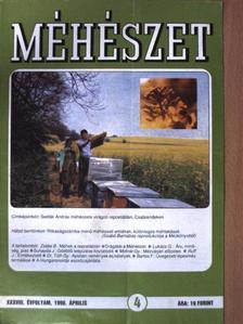 Bartos Ferenc - Méhészet 1990. április [antikvár]