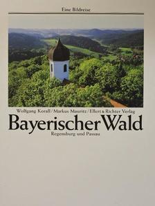 Markus Mauritz - Bayerischer Wald [antikvár]