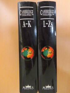 Alison Abbott - Cambridge enciklopédia I-II. [antikvár]
