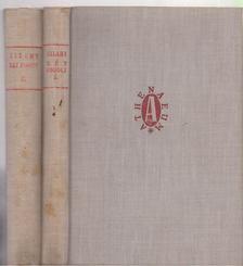 Zilahy Lajos - Két fogoly I-II. kötet [antikvár]