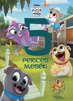 Disney Junior Kutyapajtik 5 perces mesék