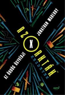 Jonathan Maberry - Az X akták - Kezdetek: Az ördög ügyvédje [eKönyv: epub, mobi]