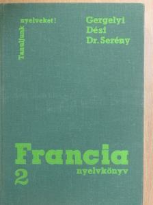 Dési Ágnes - Francia nyelvkönyv 2. [antikvár]