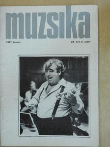 Banda Ede - Muzsika 1977. június [antikvár]