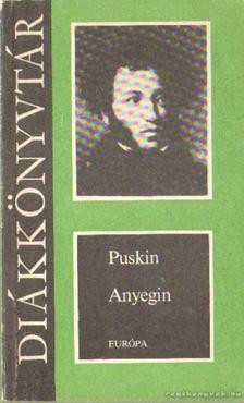 Alekszandr Puskin - Anyegin [antikvár]
