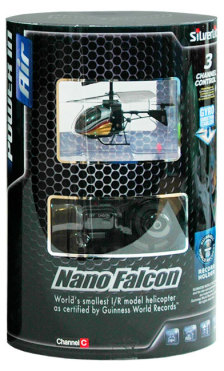 Nano Falcon 3 csatornás helikopter