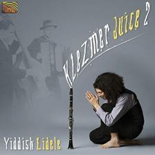 KLEZMER JUICE - YIDDISH LIDELE CD KLEZMER JUICE