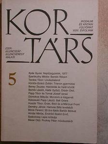 Almási Miklós - Kortárs 1991. május [antikvár]