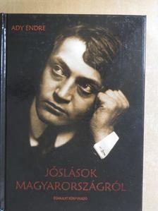Ady Endre - Jóslások Magyarországról [antikvár]