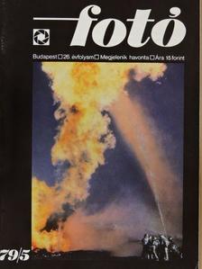 Ábel Péter - Fotó 1979. május [antikvár]