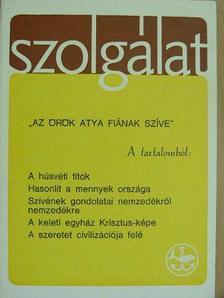 A. Bujak - Szolgálat 1982. Kisboldogasszony [antikvár]