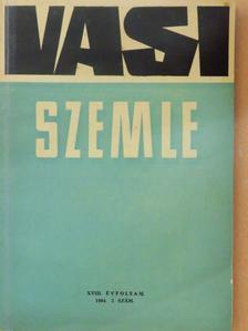 Birosz Béla - Vasi Szemle 1964/2. [antikvár]