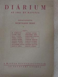 Baránszky-Jób László - Diárium 1945. év naplója [antikvár]