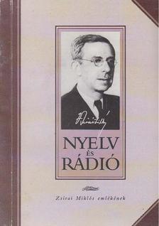 Vándor Ágnes (szerk.), Dr. Fábián Pál (szerk.) - Nyelv és rádió [antikvár]