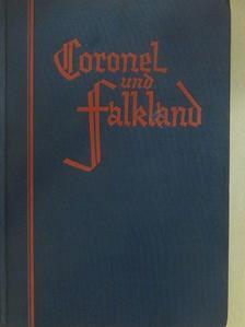 John Irving - Coronel und Falkland (gótbetűs) [antikvár]