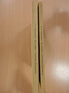 Biernaczky Szilárd - Filológiai közlöny 1974. január-december [antikvár]